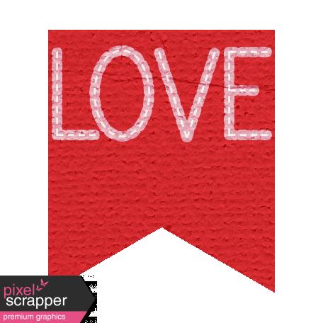 You+Me Scrap - Love