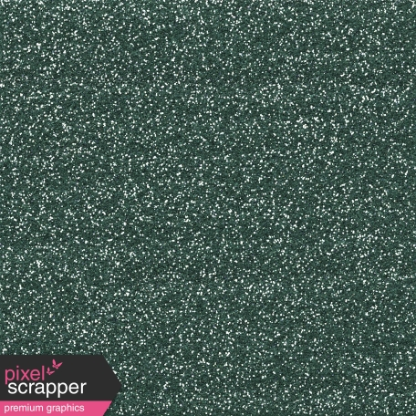 Country Wedding Glitter Paper - Green 1