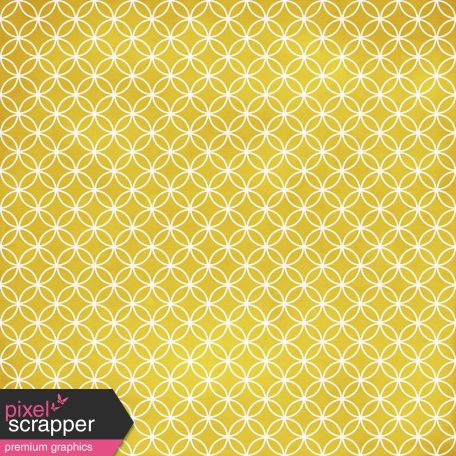 Circles 22 - Yellow