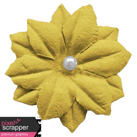 Where Flowers Bloom Flower - Yellow