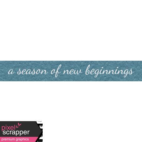 Where Flowers Bloom Labels - Season Of New Beginnings