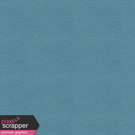 Where Flowers Bloom - Solid Paper - Blue