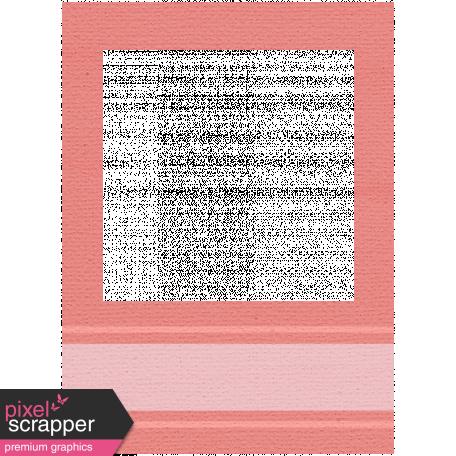 Garden Bunny - Textured Frame