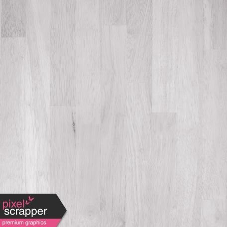 Garden Bunny - Wood Grain Paper