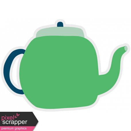 Sticker 14 - Tea Cup