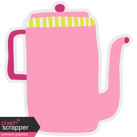 Sticker 15 - Tea Cup