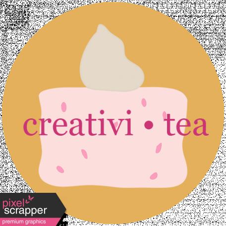 Word Art 5 - Tea Cup