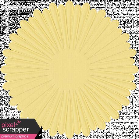 Paper Flower 15 - Cream