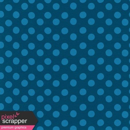 Tea Cup - Polka Dot Paper