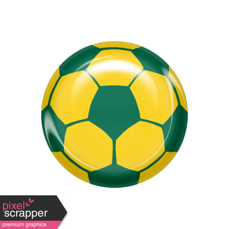 World Cup Bard Soccer Ball - Yellow