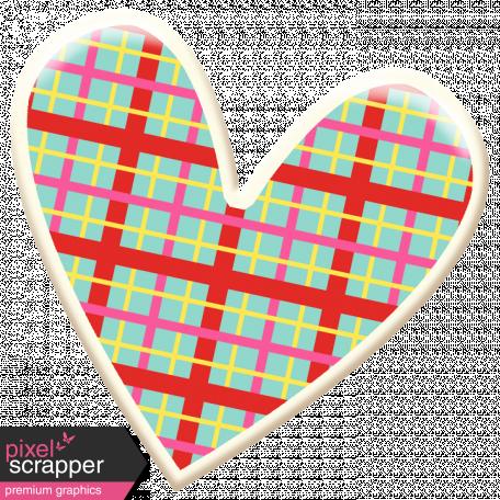 Sweet Summer - Heart Sticker