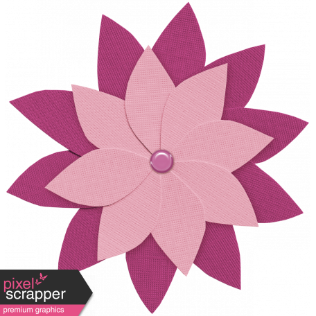 Cruising Elements - Pink Flower