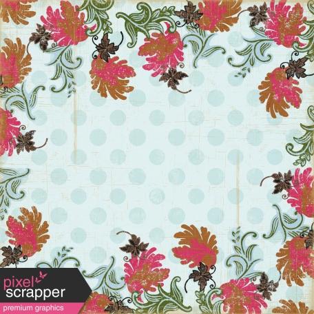 Floral Paper - Desert Spring