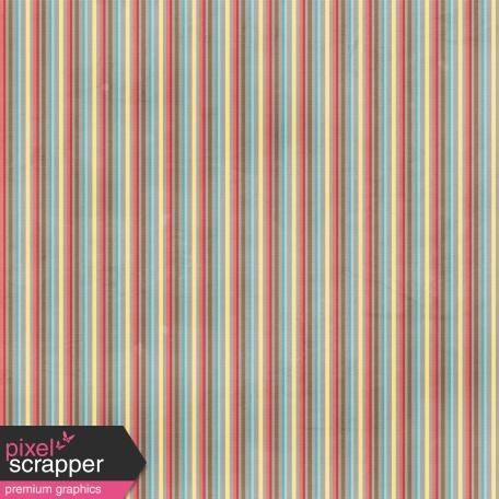 Stripes 103 Paper - Brown