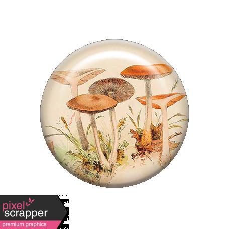 Autumn Art - Mushroom Brad