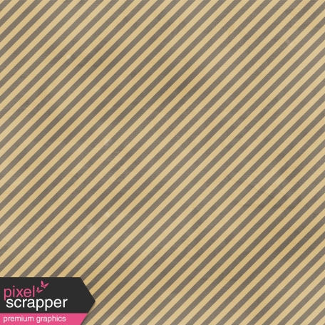 Stripes 73 Paper - Tan & Gray