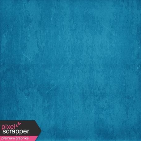 Solid Cardboard Paper - Blue
