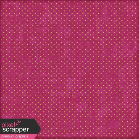 Polka Dots 13 Paper - Pink & Green