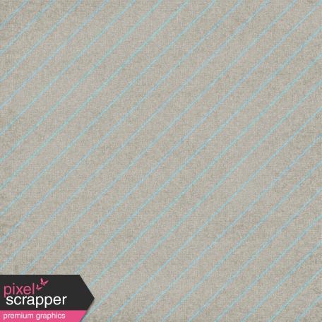 Stripes 75 Paper - Gray & Blue