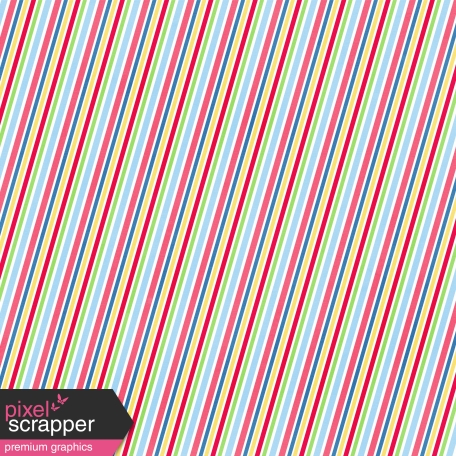 Korean Stripes Paper