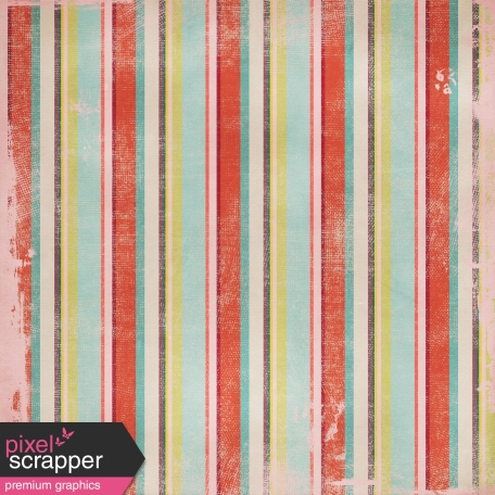 Stripes 47 Paper - Kitchen Vintage