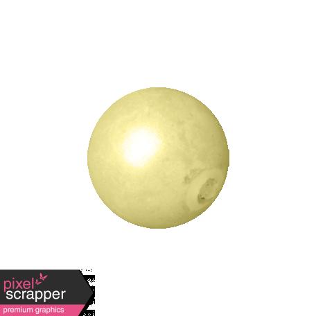 Frozen Bead 003 - Yellow