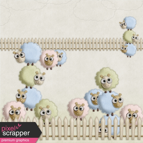 The Nerd Herd - Sheep Paper