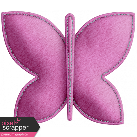 Earth Day - Pink Butterfly