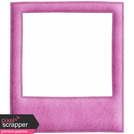 Earth Day - Pink Frame