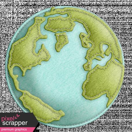Earth Day - Globe