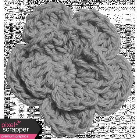Crochet Flower Template 1