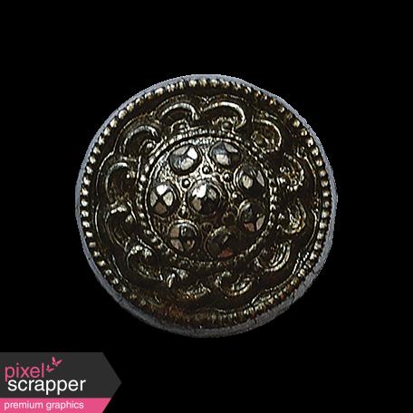 Arrgh! - Silver Button