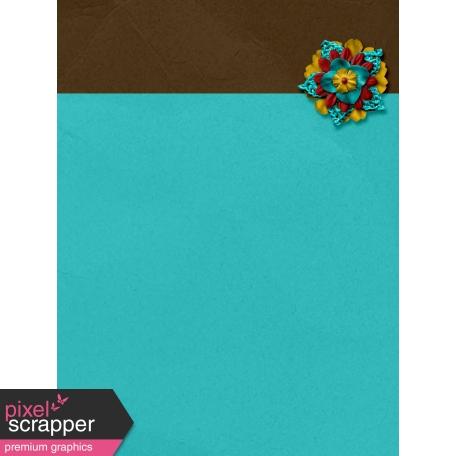 Arrgh! - Flower Journal Card