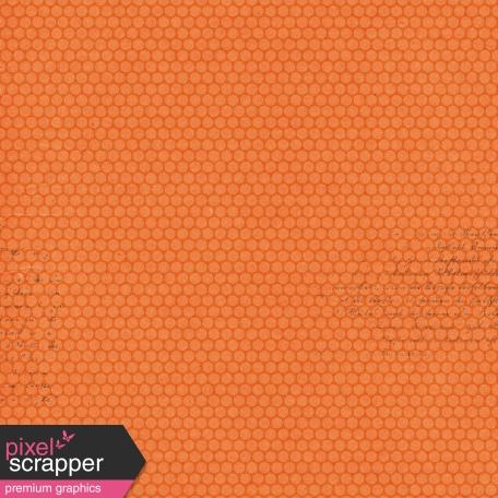 Cast A Spell - Honey Comb - Orange Paper