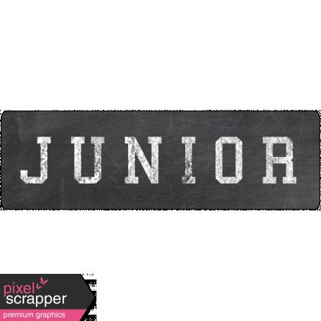 Junior Word Art