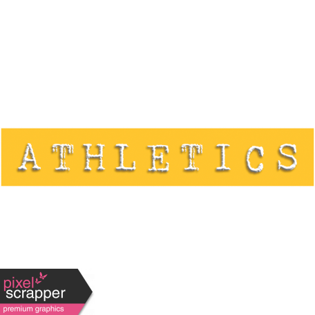 Athletics Word Snippet