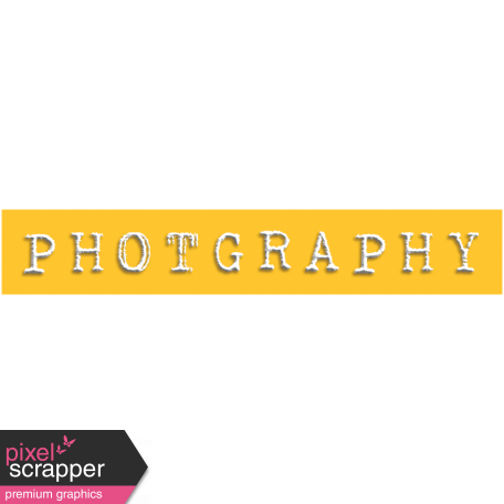 Photography Word Snippet