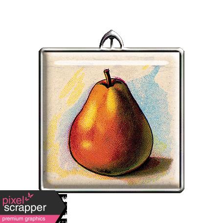 Pear Pendant