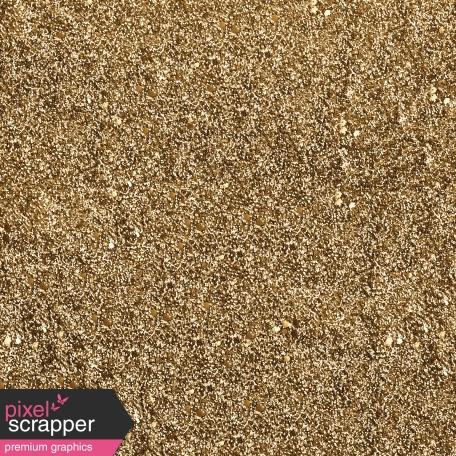 Christmas Memories - Brown Glitter Paper