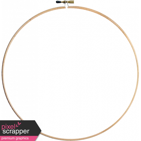 Quilted With Love - Modern - Embroidery Hoop