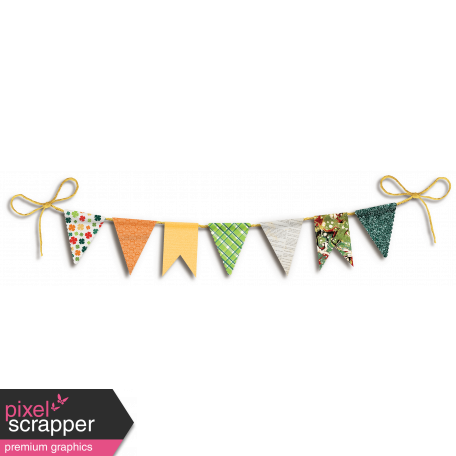 The Lucky One - Shaddowed Bunting