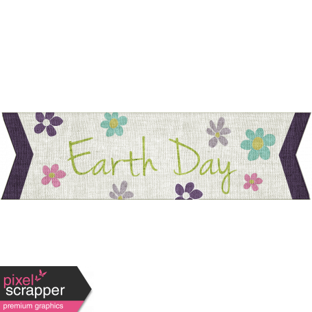 Earth Day - Earth Day Word Art