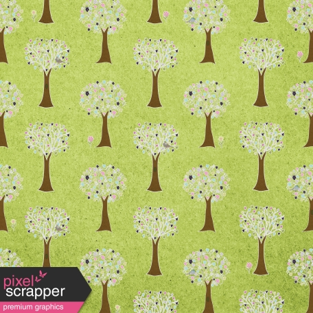 Earth Day - Green Tree Paper