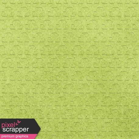 Earth Day - Green Recycled Paper