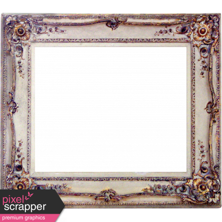 Enchanted - Vintage Frame