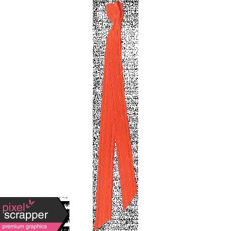 One Stop Bunting Shop - Orange Ribbon 2
