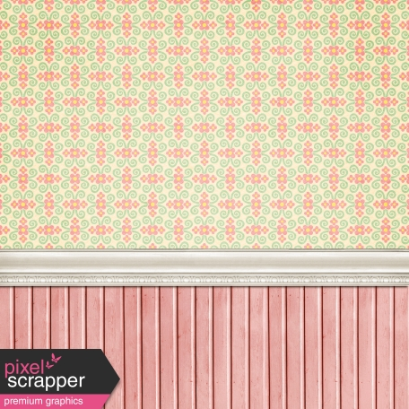 Oh Baby, Baby - Pink Room 3 Paper