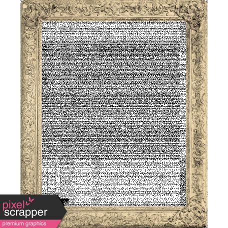 Oh Baby Ornate Rectangle Frame
