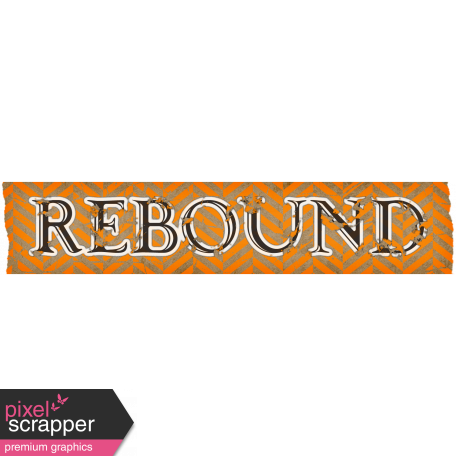 Basketball Tape Rebound