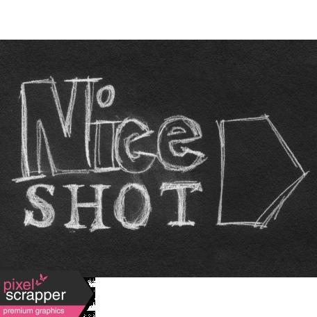 Sports Card 4x3 Nice Shot